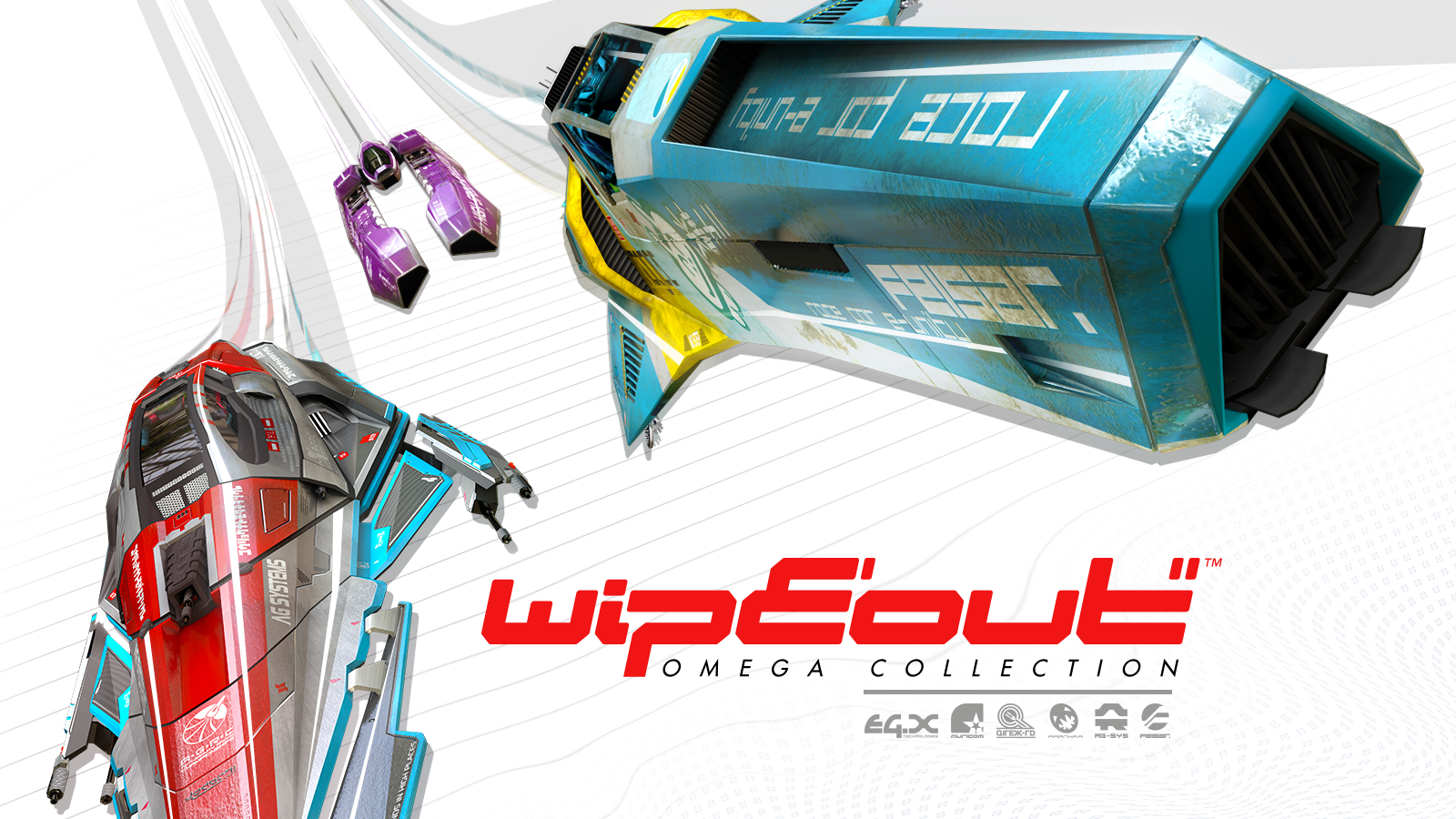 Image result for wipeout omega
