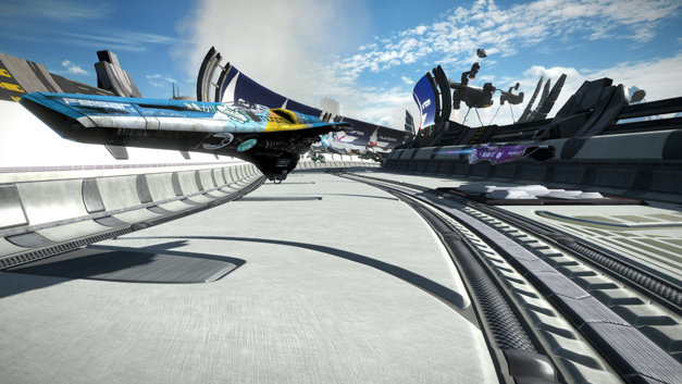 WipEout Omega Collection Screenshot 10