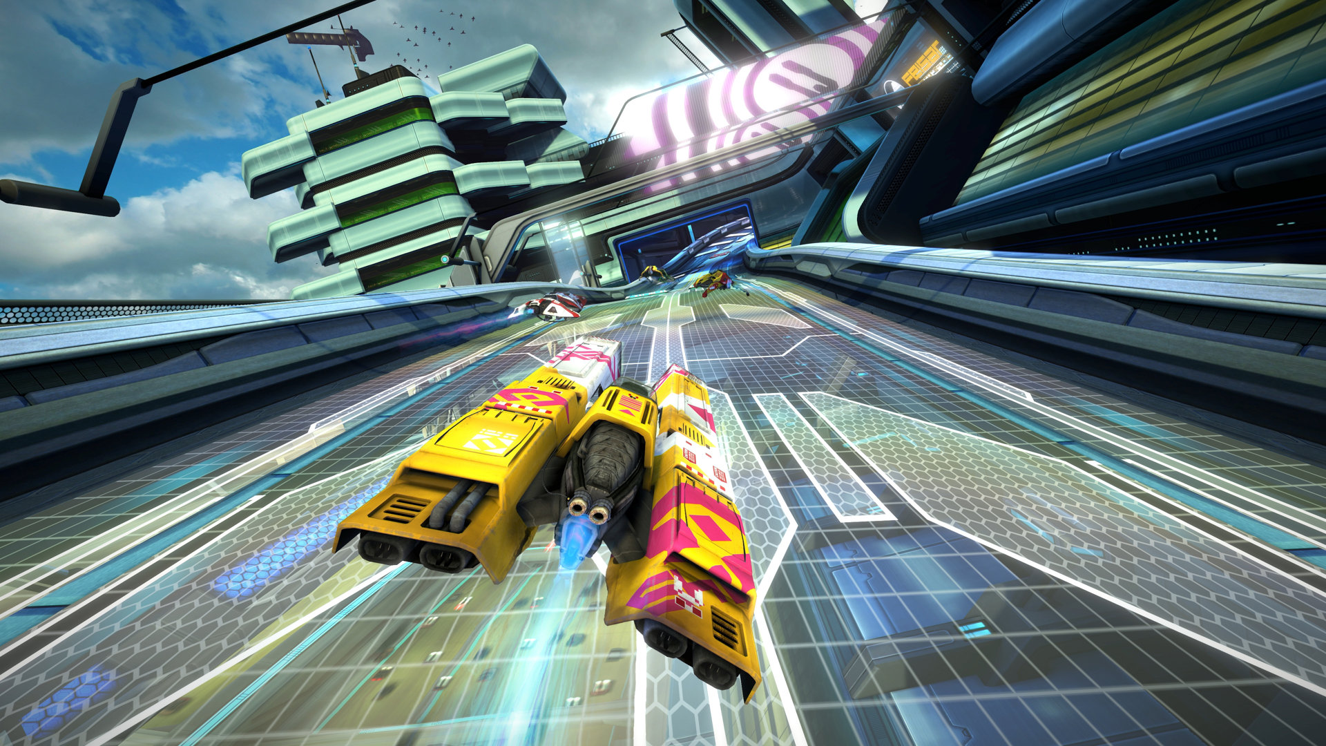 Image result for WIPEOUT: OMEGA COLLECTION