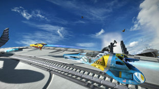 WipEout Omega Collection Screenshot 3
