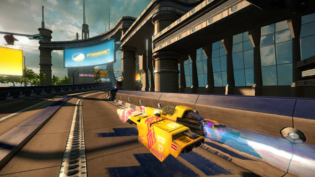 WipEout Omega Collection Screenshot 4