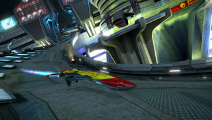 WipEout Omega Collection Screenshot 6