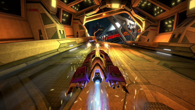 WipEout Omega Collection Screenshot 7