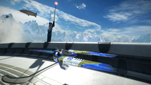 WipEout Omega Collection Screenshot 9