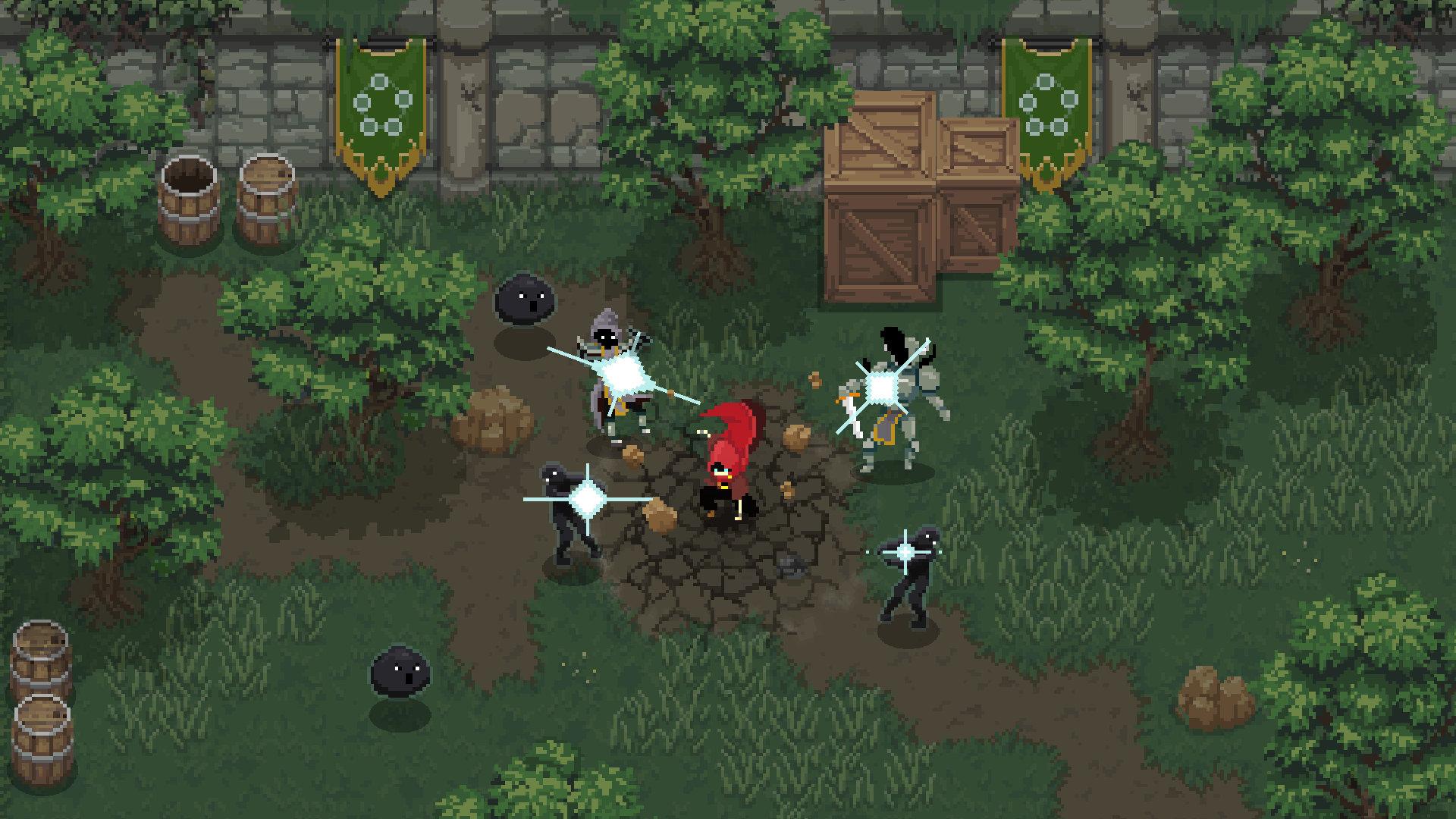 Wizard Of Legend Game Ps4 Playstation Sony Dirt 4 Standard Reg3 Screenshot 1