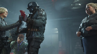 Wolfenstein 2 Screenshot 2