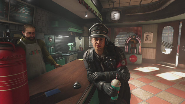 Wolfenstein 2 Screenshot 7