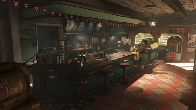 Wolfenstein® II: The New Colossus™ Screenshot 4