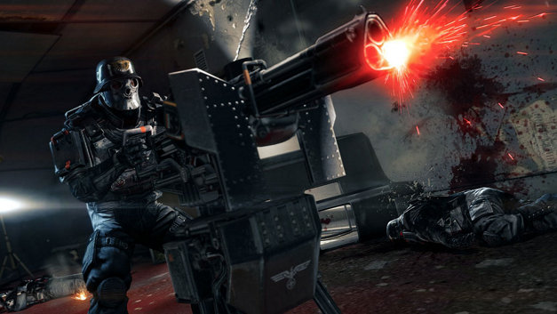 Wolfenstein®: The New Order™  Screenshot 1