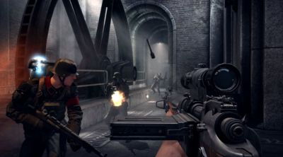 wolfenstein the old blood screenshot 05 ps4 us 05may15?$MediaCarousel Original$ - فروش بازی Wolfenstin Duble Pack پلی‌استیشن ۴