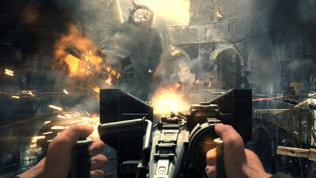 Wolfenstein®: The Two-Pack Trailer Screenshot
