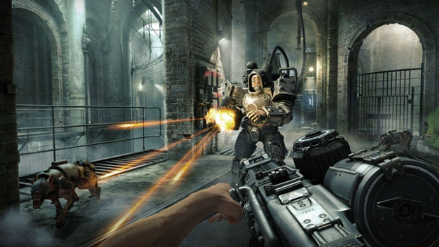 Wolfenstein®: The Two-Pack Screenshot 7