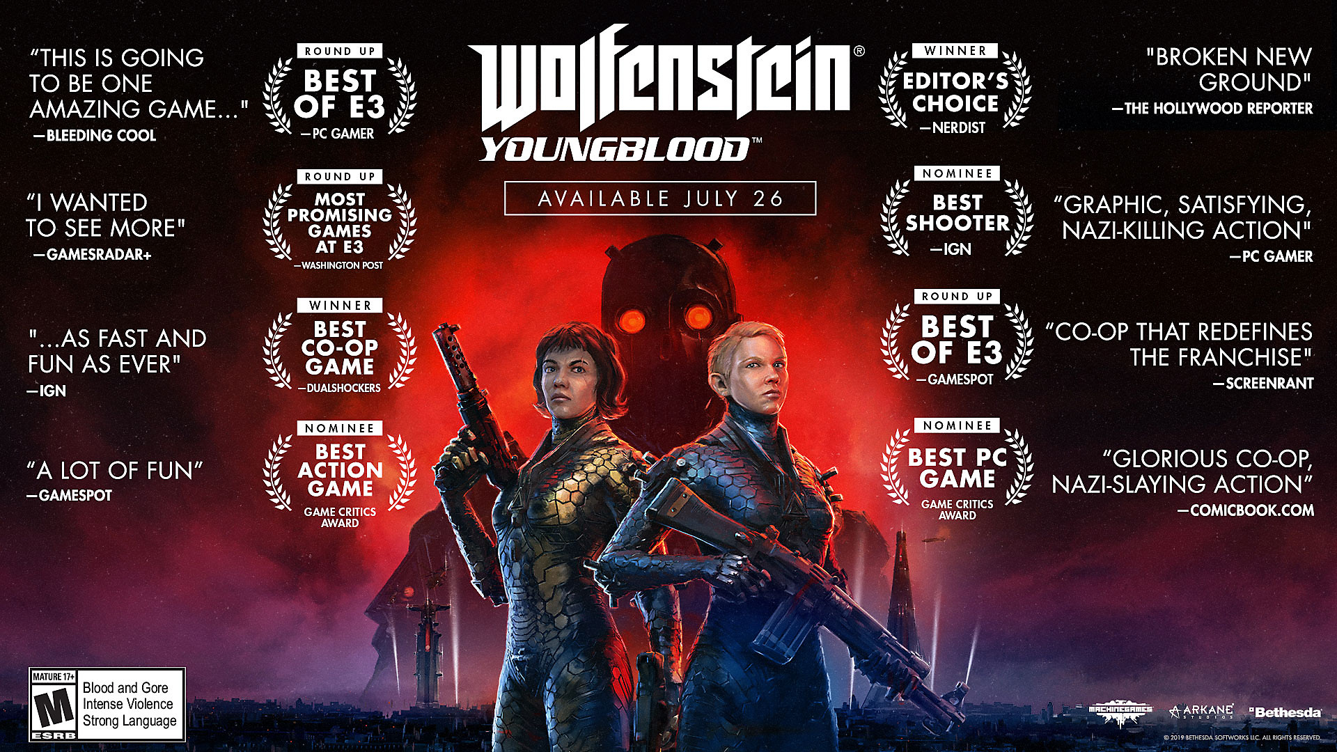 Wolfenstein®: Youngblood™ Game | PS4 - PlayStation