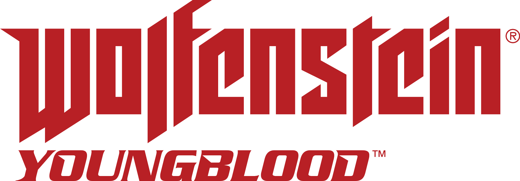 Logotipo de Wolfenstein: Youngblood