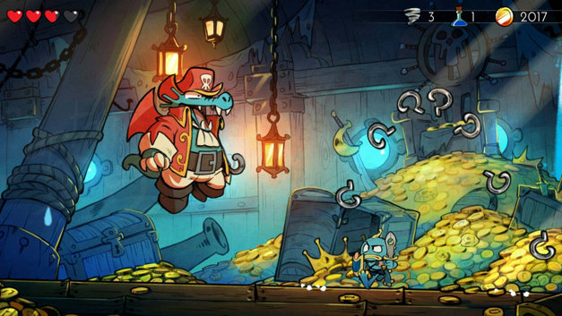 Wonder Boy: The Dragon's Trap Screenshot 10