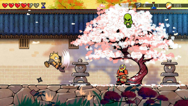 Wonder Boy: The Dragon's Trap Screenshot 4