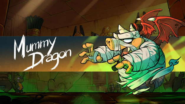 Wonder Boy: The Dragon's Trap Screenshot 7