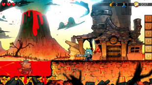 Wonder Boy: The Dragon's Trap Screenshot 6