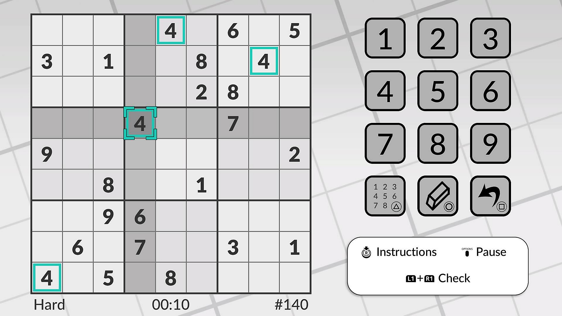 word sudoku by powgi game psvita playstation