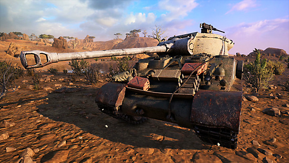 World of Tanks - Screenshot INDEX