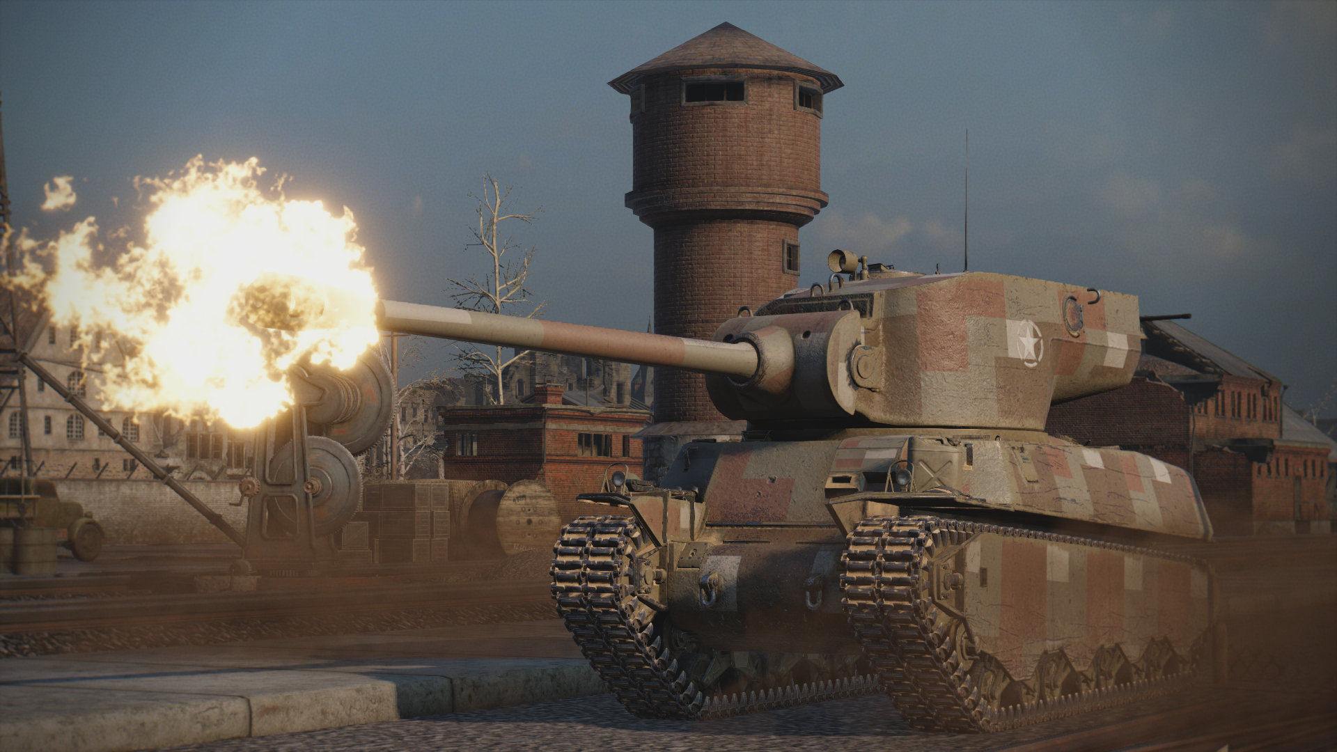 World of tanks game ps4 playstation world of tanks screenshot 1 sciox Image collections