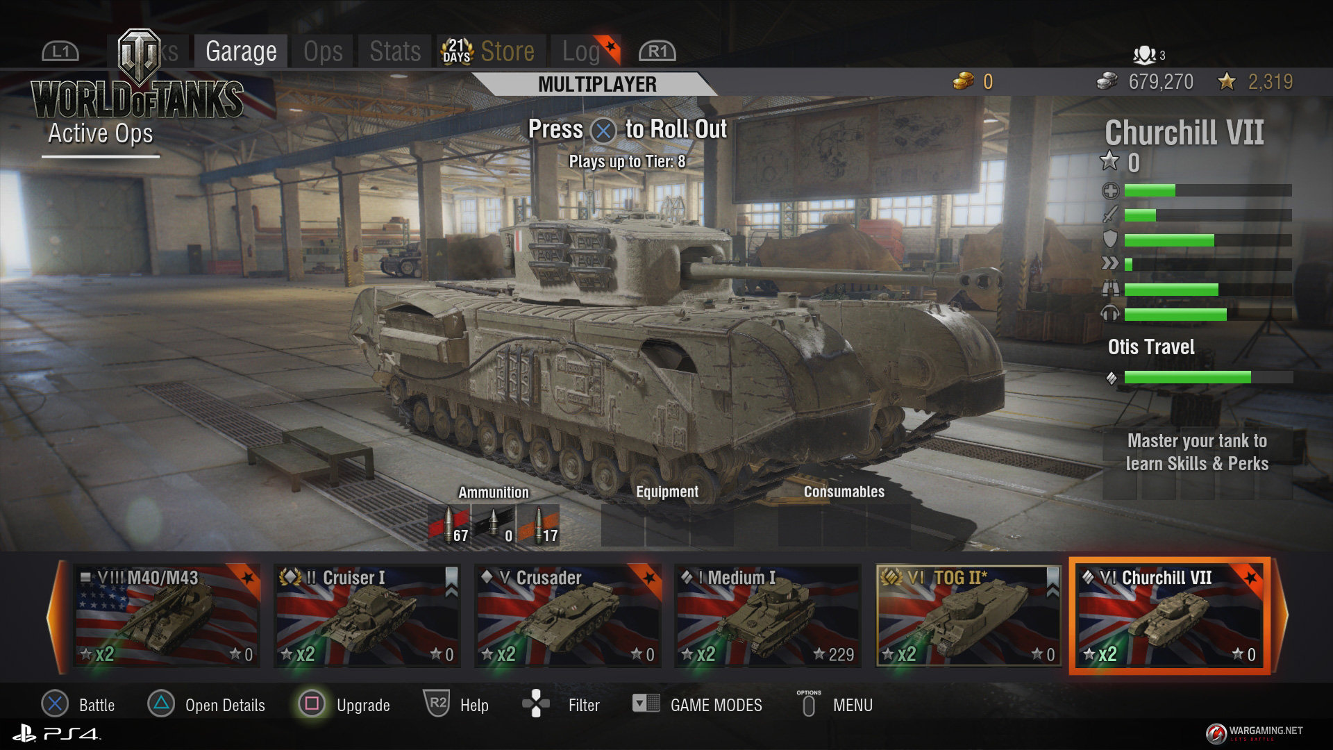 World of tanks game ps4 playstation world of tanks screenshot 9 sciox Image collections