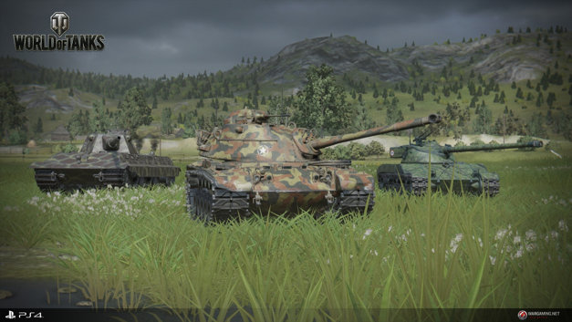 World of Tanks Screenshot 10