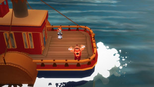 World to the West Screenshot 9