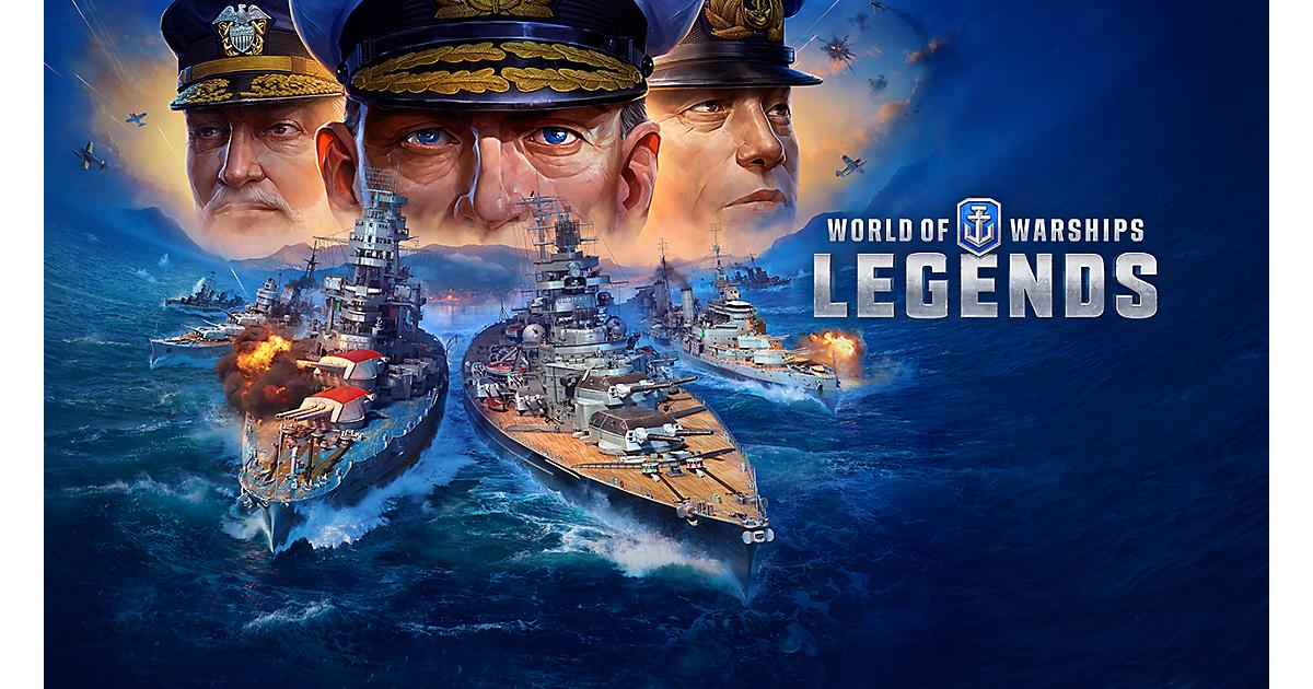 World of Warships: Legends Game - PlayStation