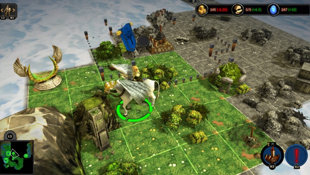 Worlds of Magic: Planar Conquest Screenshot 5
