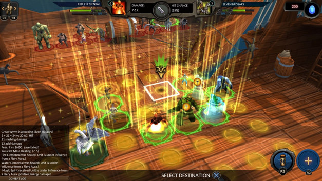 Worlds of Magic: Planar Conquest Screenshot 4
