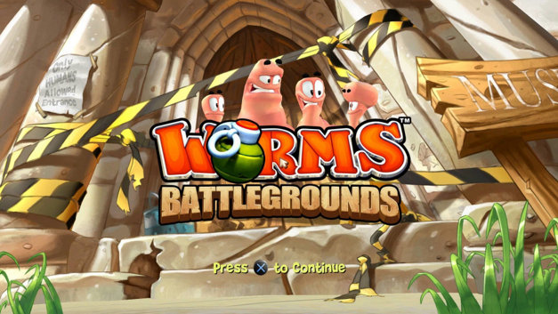 Worms™ Battlegrounds Screenshot 1
