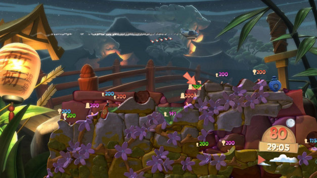 Worms™ Battlegrounds Screenshot 10