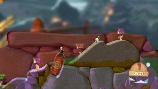 Worms™ Battlegrounds Screenshot 6