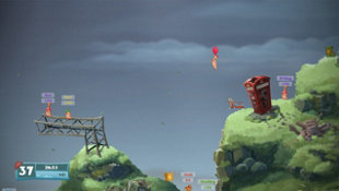 Worms W.M.D Screenshot 2