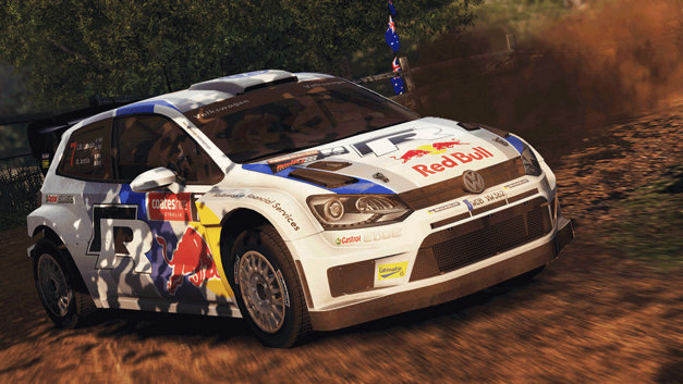 WRC 4 - FIA World Rally Championship Screenshot 1