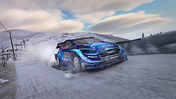 WRC 8 FIA World Rally Championship - Screenshot INDEX