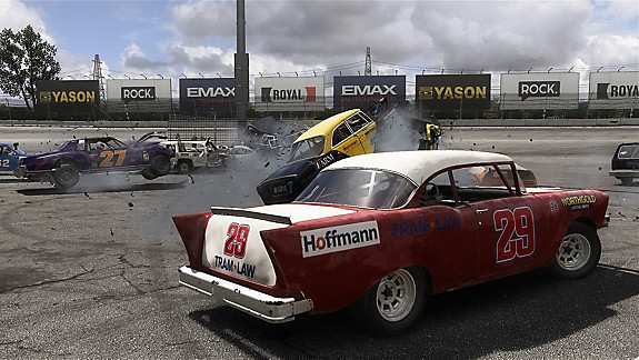 Wreckfest - Screenshot INDEX