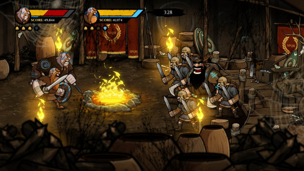 Wulverblade Screenshot 4