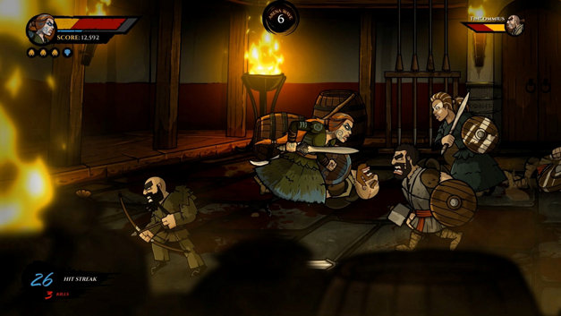 Wulverblade Screenshot 7