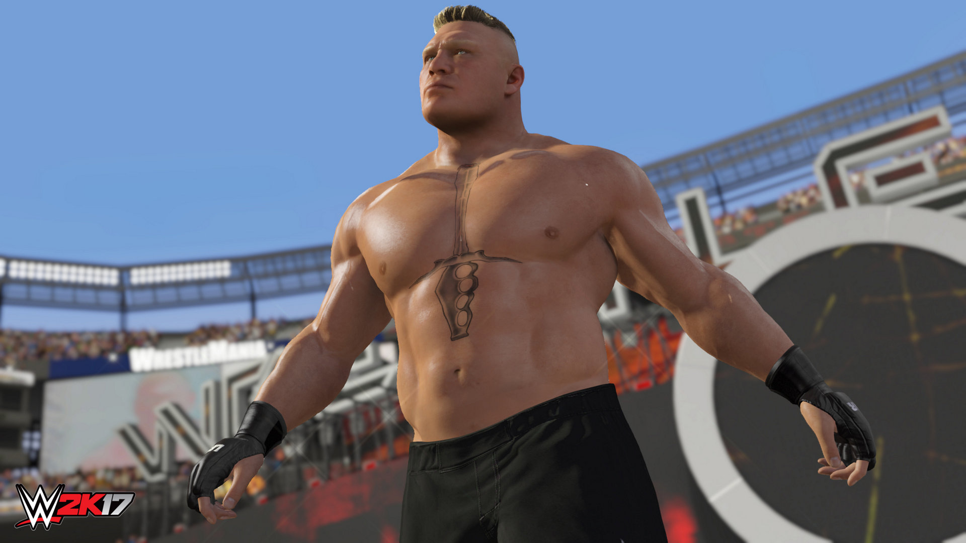 WWE 2K17 Game | PS4 - PlayStation