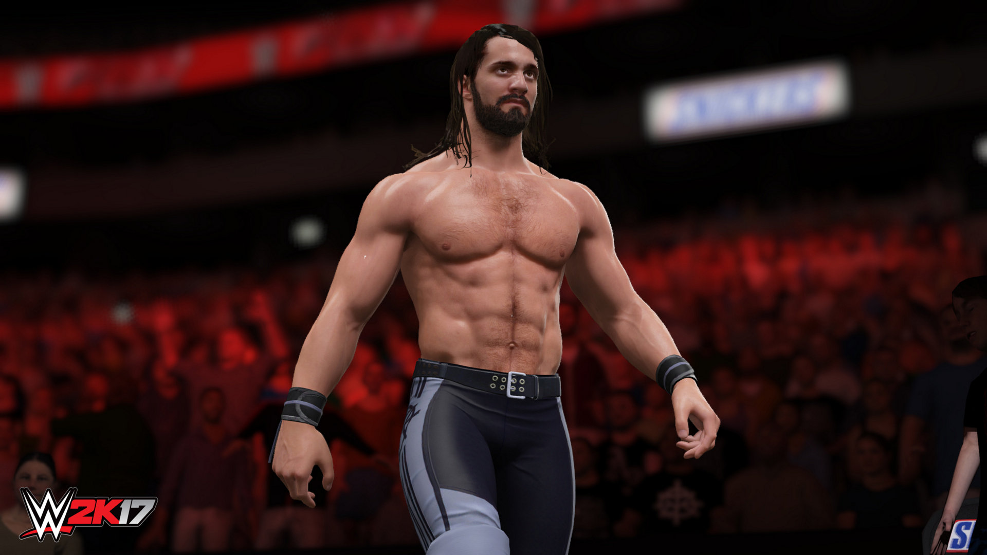 WWE 2K17 Screenshot 1