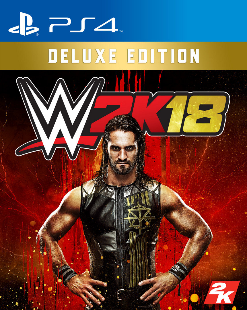 WWE 2K18 Game | PS4 - PlayStation