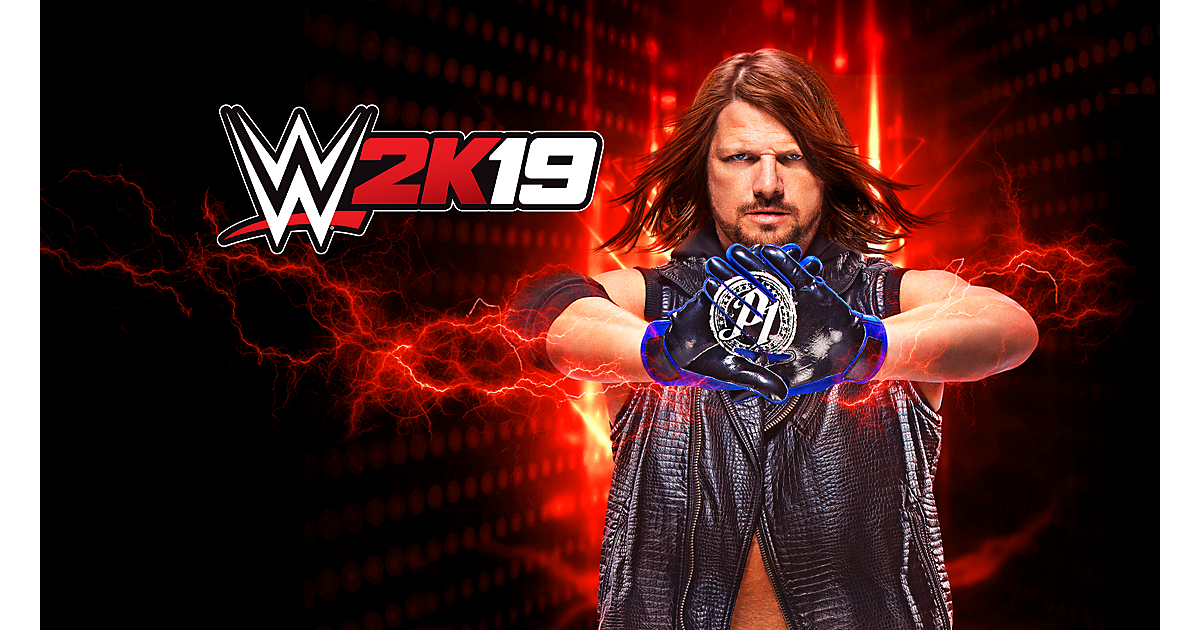 WWE 2K19 Game   PS4 - PlayStation
