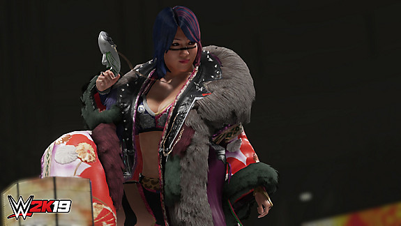 WWE 2K19 - Screenshot INDEX