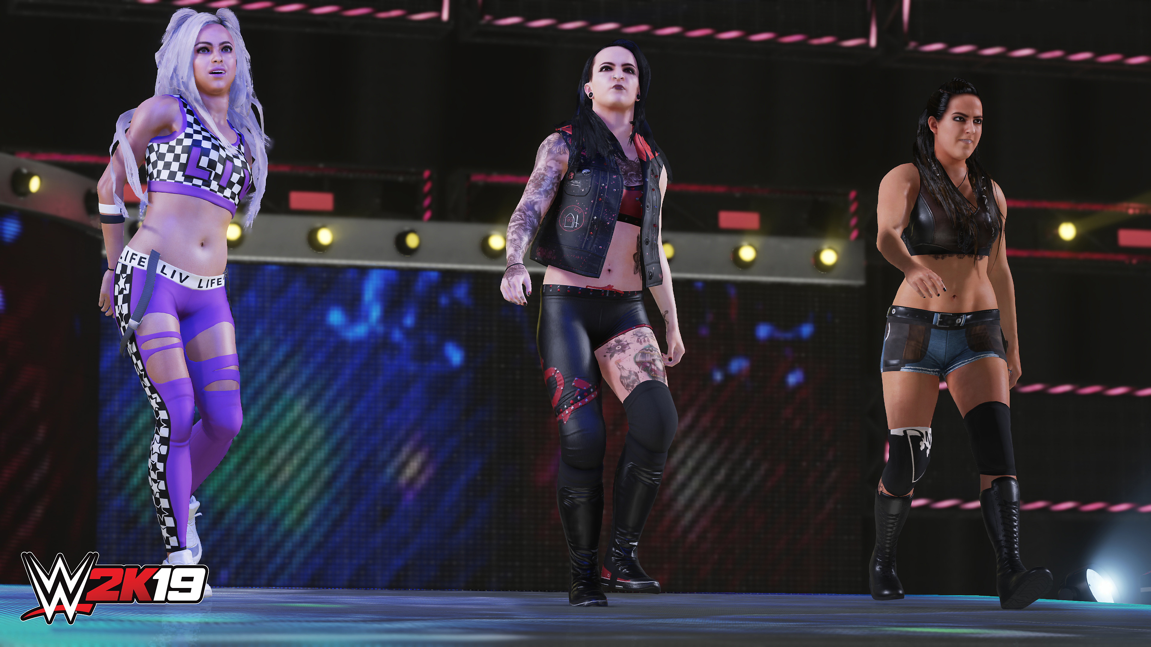 WWE 2K19 - Game Features - Stunning Visuals
