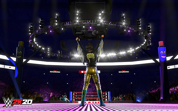 WWE 2K20 - Screenshot INDEX