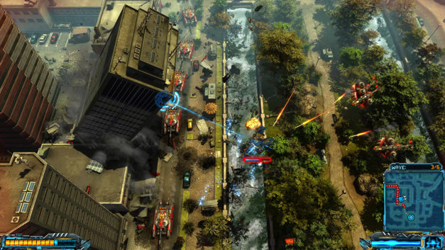 X-Morph: Defense Screenshot 16