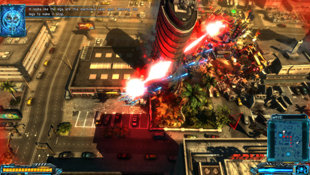 X-Morph: Defense Screenshot 2