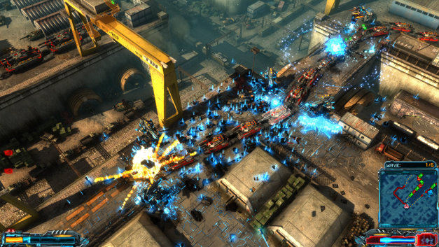 X-Morph: Defense Screenshot 13